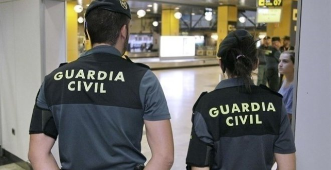 Guardia Civil.  Europa Press/Archivo