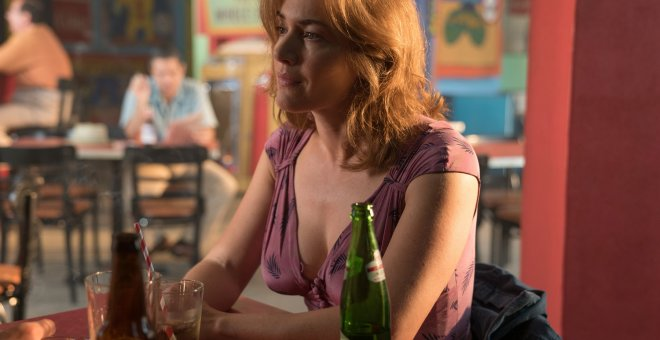 Kate Winslet en 'Wonder Wheel'