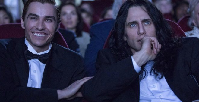 Un instante en 'The Disaster Artist'