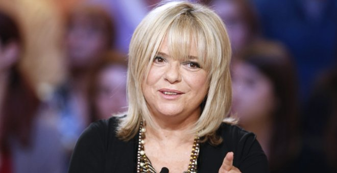 France Gall. AFP