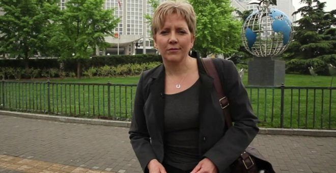 Carrie Gracie. / bbc.com