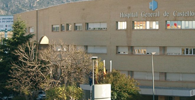 El Hospital General de Castellón.