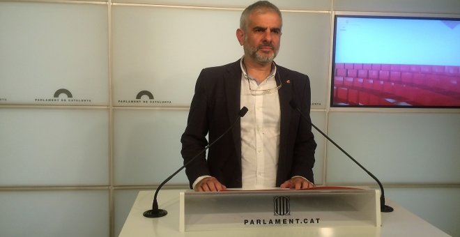 El diputado electo de CS Carlos Carrizosa. EUROPA PRESS