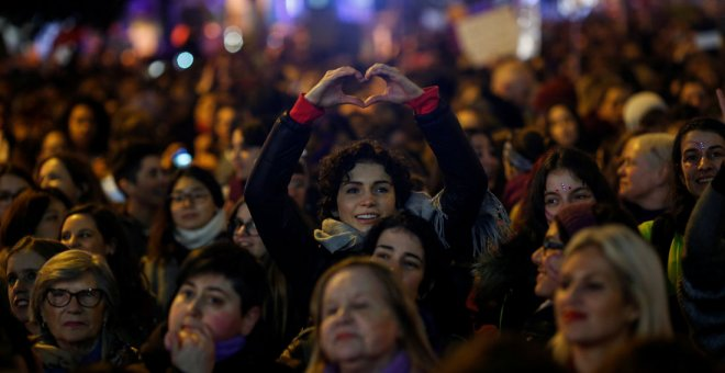 Madrid 8M. REUTERS