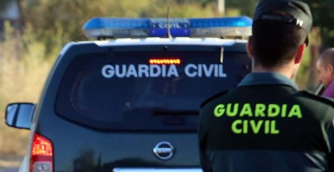 Un agente de la Guardia Civil./ EFE