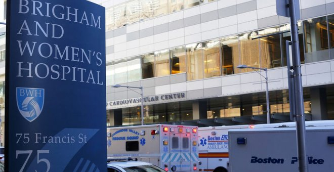 El Hospital Brigham and Women's de Boston. / BRIAN SNYDER (REUTERS)