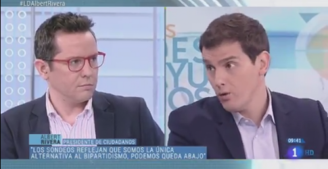 Albert Rivera en TVE