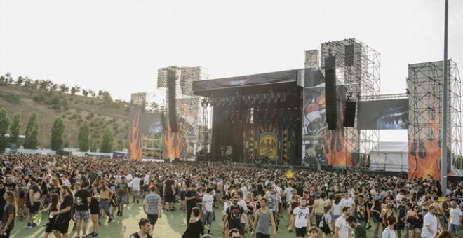 Foto cedida del Download Festival.