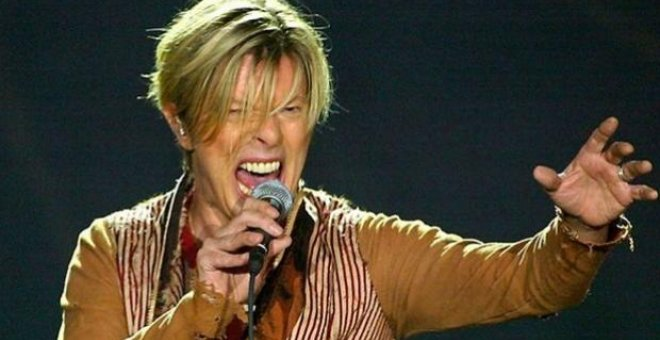 David Bowie - REUTERS