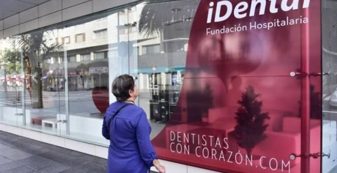 Una de las clínicas de iDental - Europa Press
