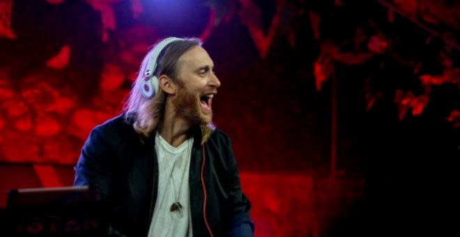 David Guetta, en Tomorrowland/EFE