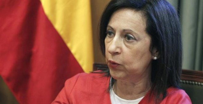 La ministra de Defensa, Margarita Robles. EFE