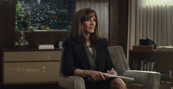 Julia Roberts se pasa a las series con 'Homecoming'.