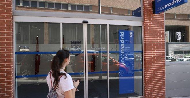 6c2ab84b8502 Oficina del servicio de Línea Madrid. Foto Ayuntamiento de Madrid.