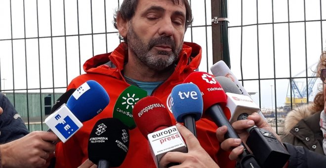Óscar Camps, director de Proactiva-Open Arms. EUROPA PRESS