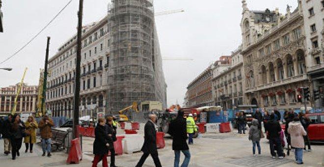 62455a3fed88 Reciclaje  El 65% de la ropa usada que se recoge en Madrid se ...
