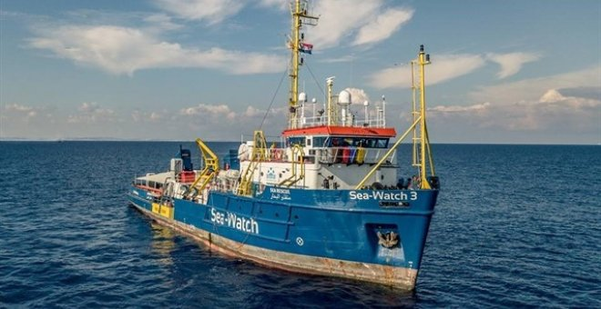 Sea-Watch 3./Europa Press