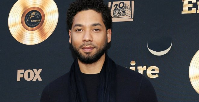 El actor californiano Jussie Smolett. REUTERS/Archivo