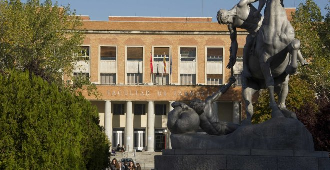 Facultad de Farmacia de la Universidad Complutense de Madrid | AFP/ Dominique Faget