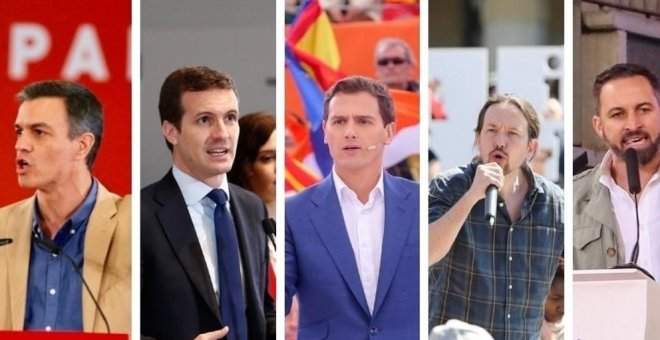 Elecciones generales 2019. Europa Press