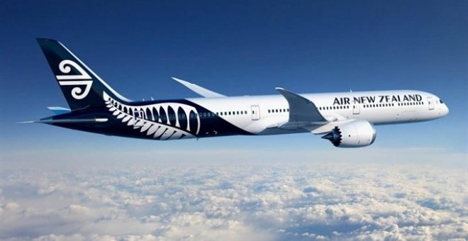 Air New Zealand. Europa Press