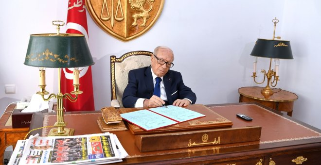 Beji Caid Essebsi / EUROPA PRESS