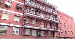 Ciudad Lineal es uno de los barrios de Madrid que más construcciones tienen con placas de uralita. EFE