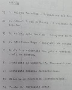 Lista de condecorados dictadura argentina.