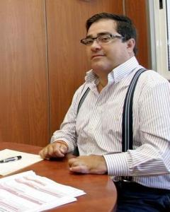 El empresario coruñés Gerardo Crespo, encausado en la Operación Zeta.