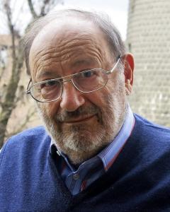 El escritor y filósofo italiano Umberto Eco. EFE/Carmen Sigüenza