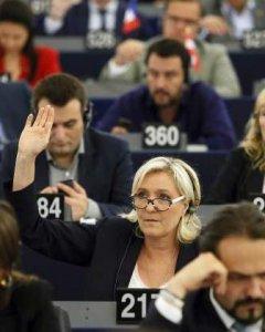Le Pen.- EFE