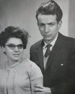Feliciana Cardoso y Juan Atienza