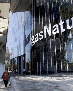 Sede corporativa de Gas Natural en Barcelona. EFE/ Toni Albir