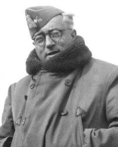 El general Yagüe