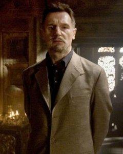 Liam Neeson en 'Batma Begins'