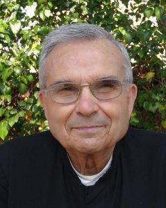 El sacerdote Manuel Martínez Calvo