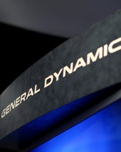Logo de General Dynamics. REUTERS