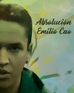 Cartel por la absolución de Emilio Cao