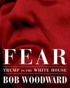 La portada del libro 'Miedo: Trump en la Casa Blanca'