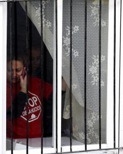 Desahuciada una mujer con sus dos hijos de 4 y 8 años en Madrid