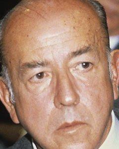 José Utrera Molina, exministro franquista. /