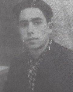 Quico, con 21 años. ARCHIVO PERSONAL DE FRANCISCO MARTÍNEZ
