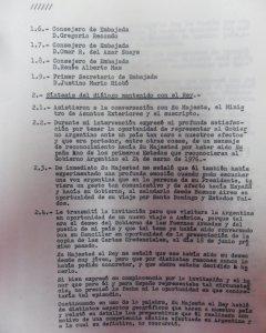 Informe Reunión Rey y Embajador 2