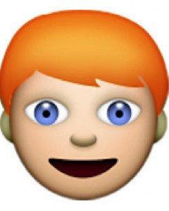 Muchos se preguntan: ¿por qué no hay emoji pelirrojo?