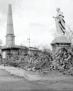 Puente de Toledo durante la Guerra Civil