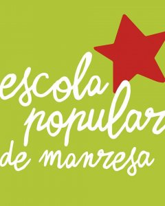 Logotip Escola Popular