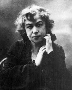 Alexandra Kollontai.