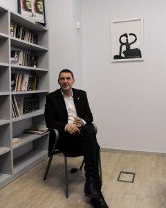 Arnaldo Otegi, secretario general de Sortu.ANDER GILLENEA/AFP