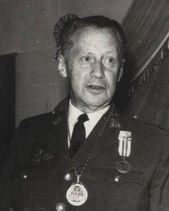 José Lacalle Larraga, Ministro del Aire de la dictadura.