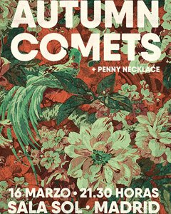 Autumn Comets